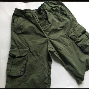 Boys UPF 50 REI Cargo Short Large 12-14